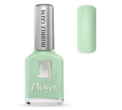 Moyra Lakier Bubble Gum 621 Mojito 12 ml