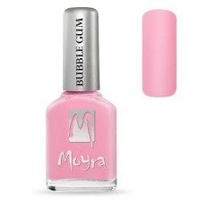 Moyra Lakier Bubble Gum 625 Love Love 12 ml