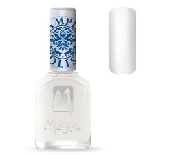 Moyra Lakier do stempli 07 White 12 ml